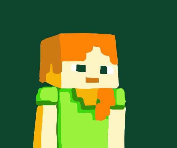 Alex Minecraft!
