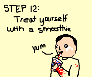step 11 be proud of your rebellion