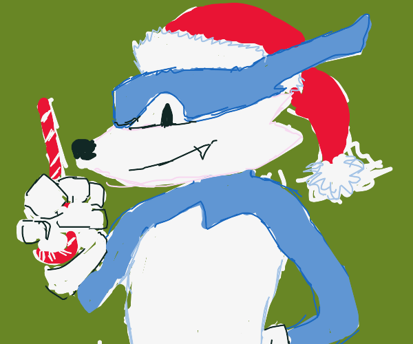 Christmas Nack the Weasel/Fang the Sniper