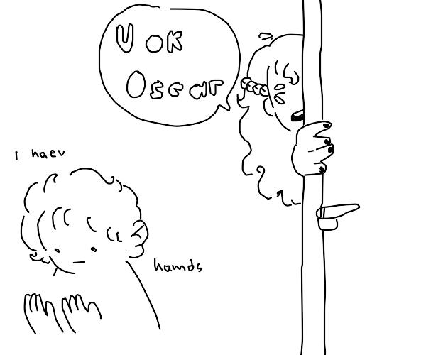 U k Oscar
