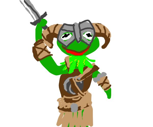 Kermit is discount Dragon Born