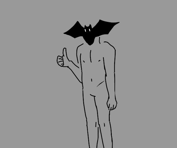 Bat person