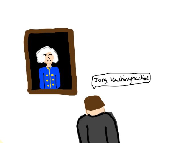 bootleg George Washington