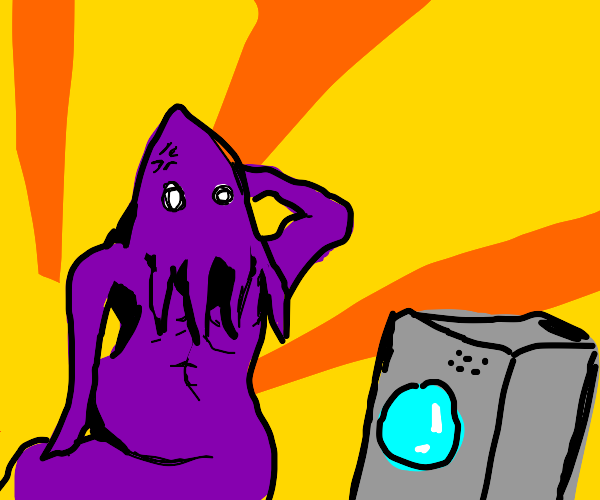 Cthulhu does the laundry