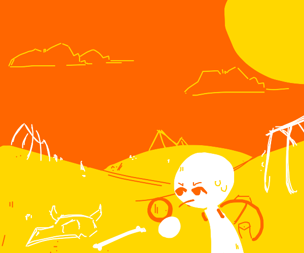 Desert Paleontologist
