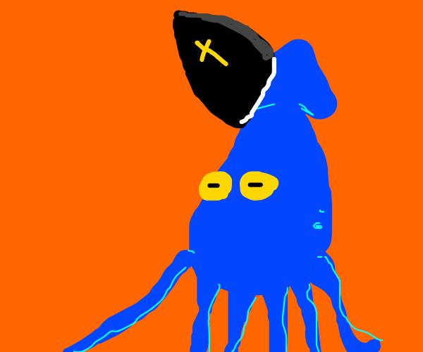 Squid priest