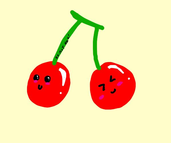Happy Toy Cherries