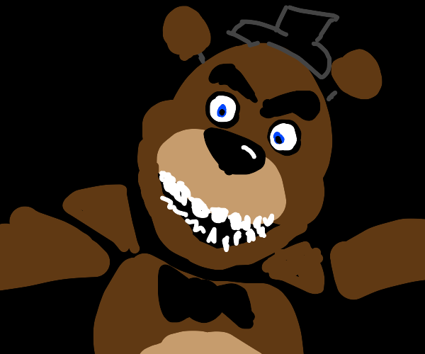freddy fazzbear jump scares you