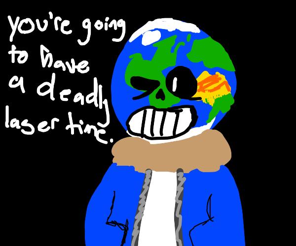 earth sans