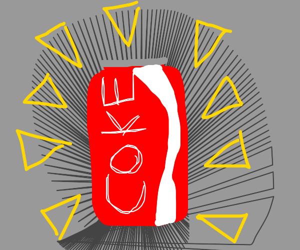 dreamy Coke
