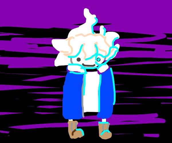 Sans and nagito son