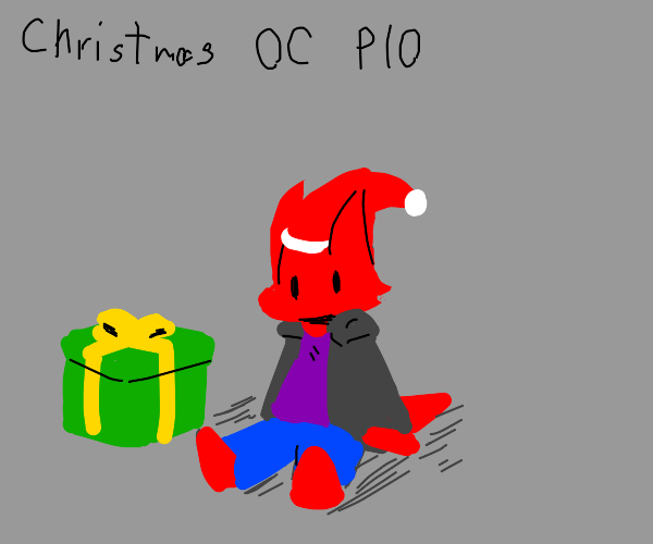 christmas oc PIO