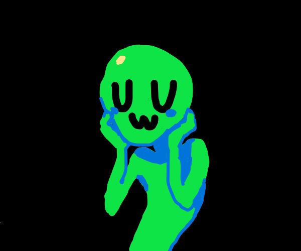 UwU Alien