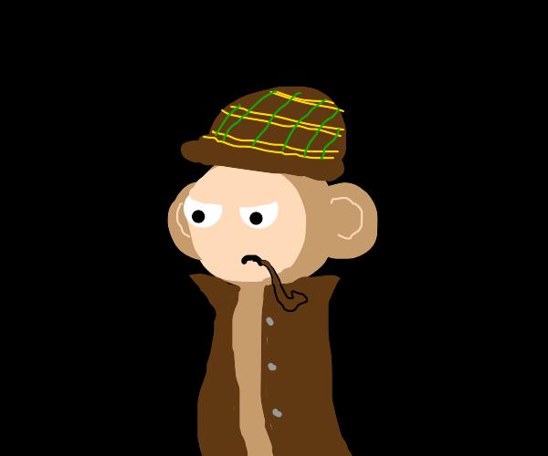 detective monkey
