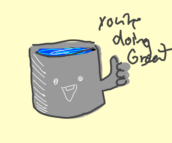 paint can giving good feedback