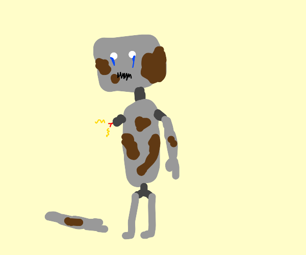 Rusty Old Robot