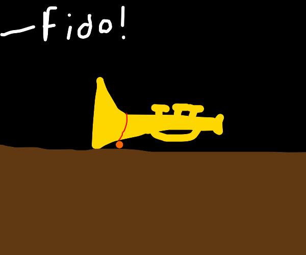 Pet Trumpet