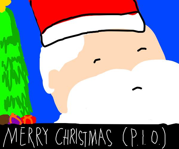 Merry Christmas PIO