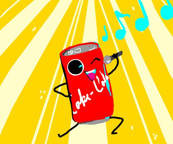 Karaoke Coca Cola