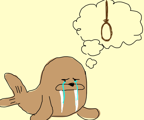 Depressed Walrus