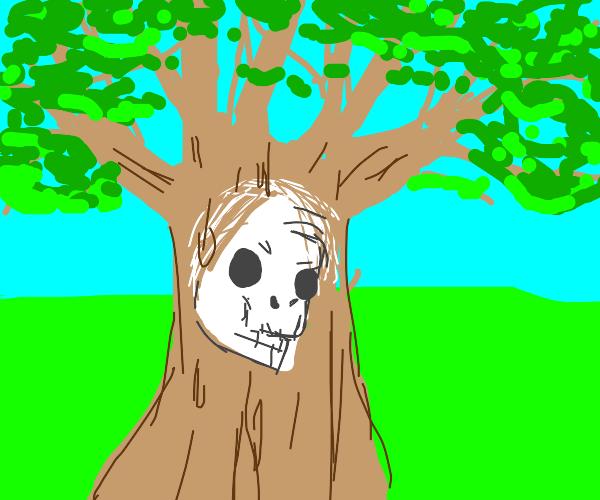 Head-tree hybrid
