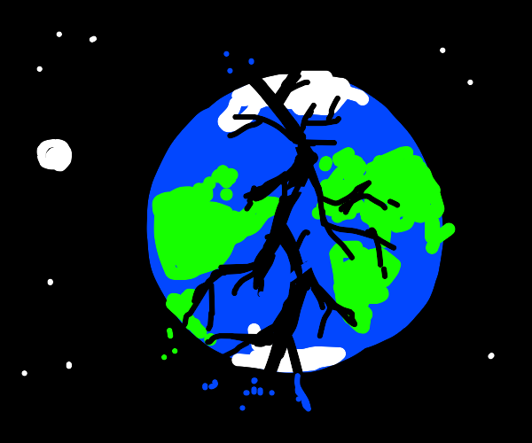 Earth but not normal