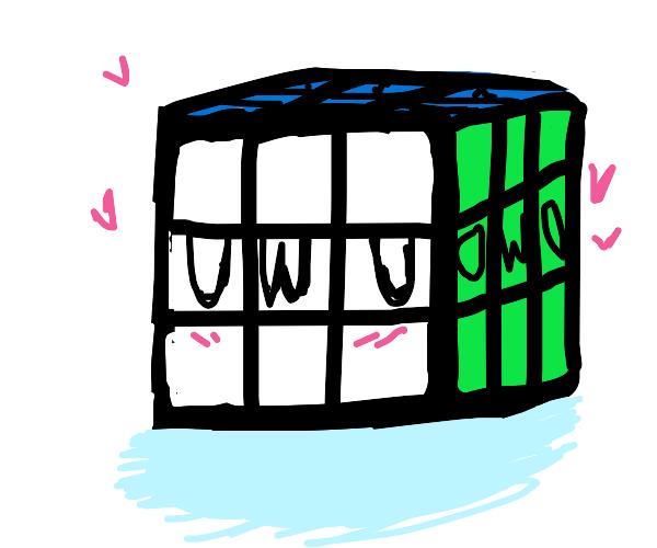 uwu wubix cube owo