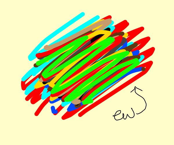 terrible colours