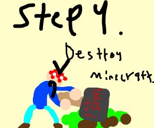 Step 1: Download Minecraft