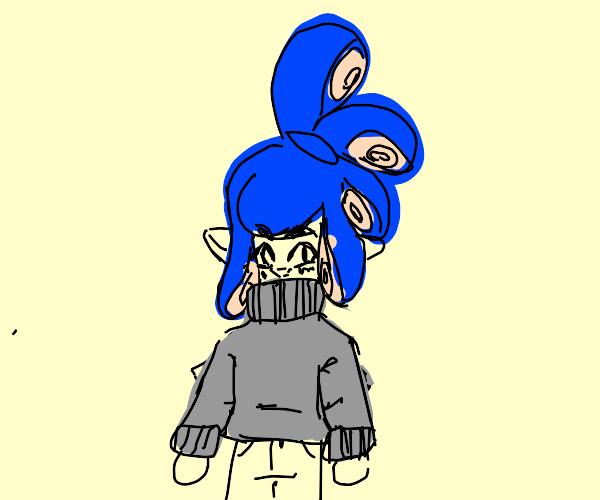splatoon character