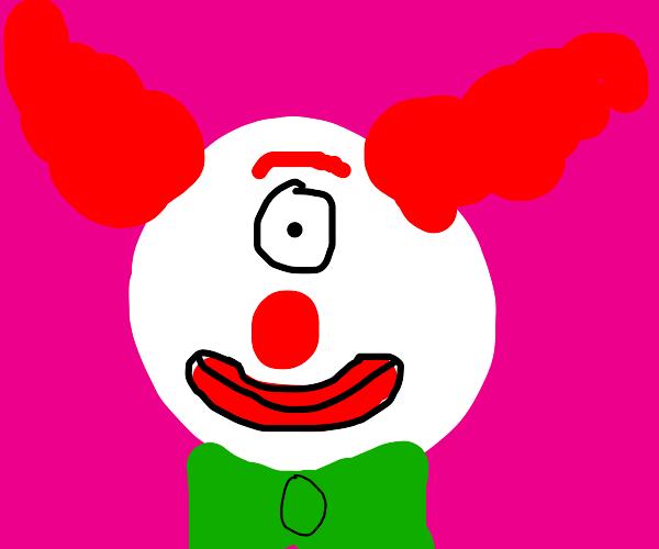 cyclops clown