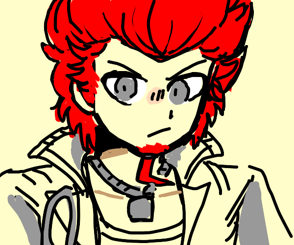 Leon from Danganronpa
