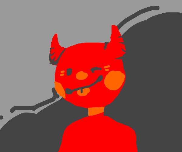 blep demon