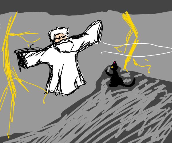Cat Vs God the Finale Battle