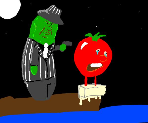 Mafioso pickle