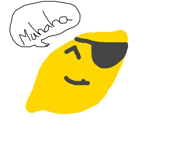 Evil Pirate lemon