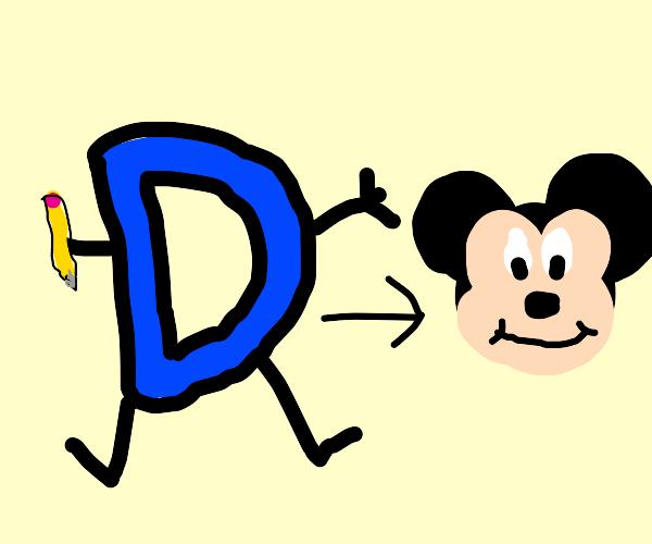 Drawception goes to Disney World