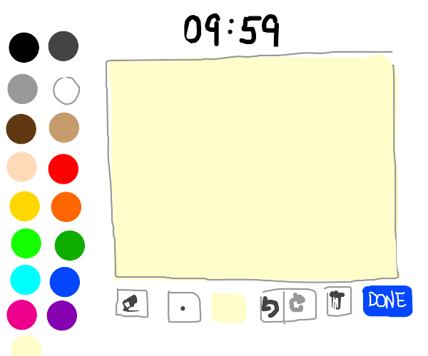 Playing drawception