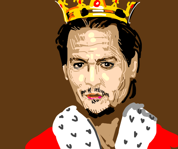 Our, King Johnny Depp