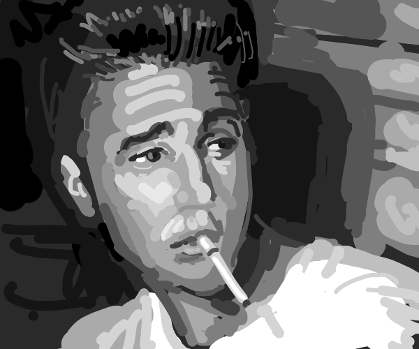 James Dean... I guess. Looking James-Deany