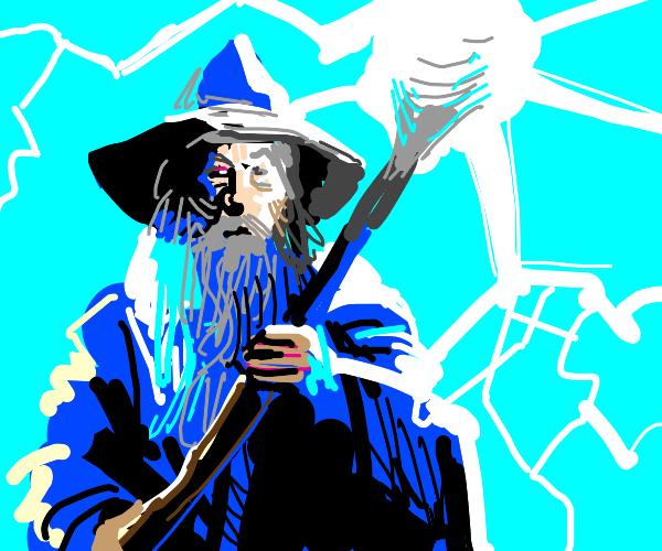 GANDALF: GOD OF THUNDER