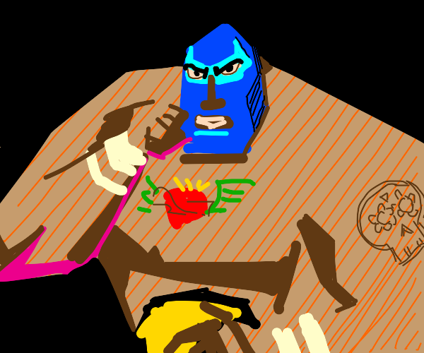 """Juan (from the game """"Guacamelee"""")"""