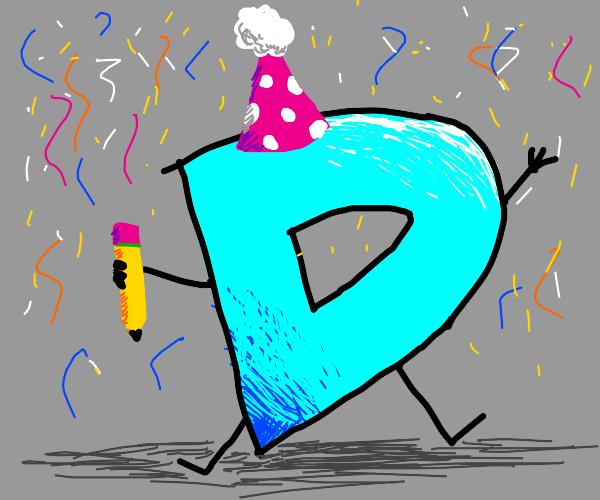 Happy birthday to the big D of drawception