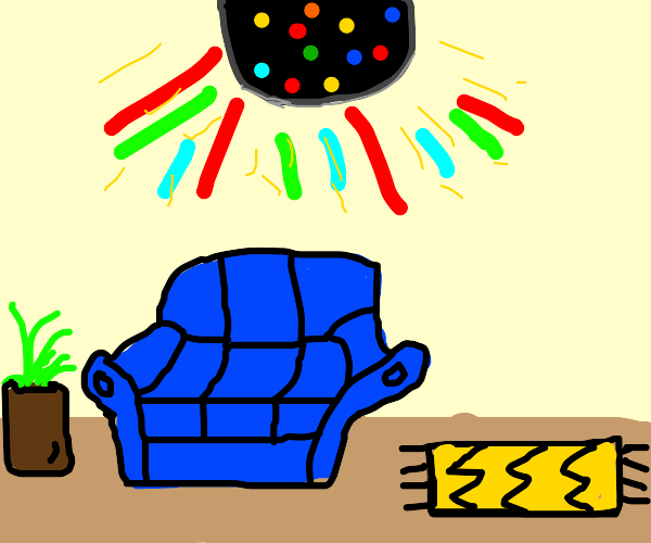 Disco in the Living Room