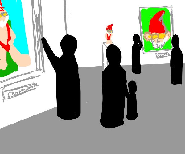 Gnome Exhibition