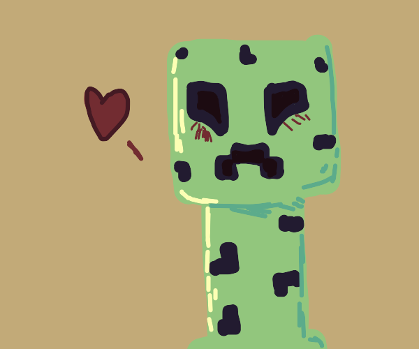 Secksing a creeper