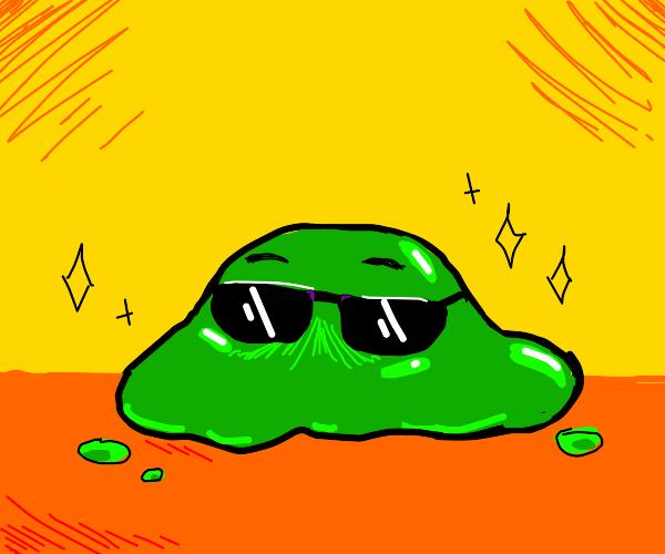 hes a cool blob :d