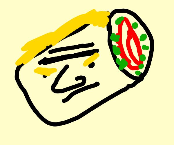 gordon ramsey is become burrito