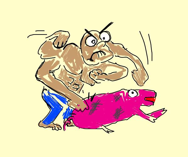 4-armed Pig bruiser