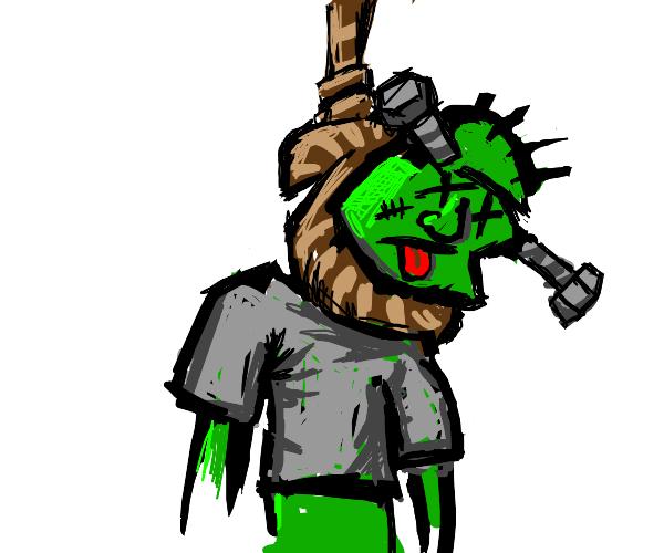 Frankenstein gone (even more) wrong
